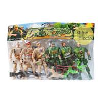 Mainan Orang Tentara Trops MIlitary