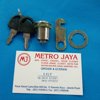 Kunci Lemari Huben HL-103-20Mm/ Kunci Laci/Huben