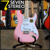 Bacchus BST-1M BST1M Shell Pink Stratocaster Model