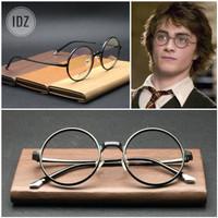 Frame Kacamata Vintage Harry Potter Kacamata Minus Paket Lensa Murah
