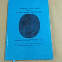Buku FC kajian naskah Lontar Sundarigama alih aksara
