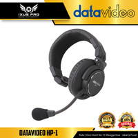 Datavideo HP1 Single-Ear Headset for ITC Intercom Systems