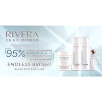 Paket RIVERA ENDLESS BRIGHT Series Treatment Pack (5pc)