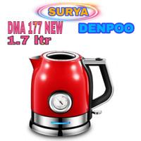 Electric Kettle DENPOO DMA 177 (NEW) kapasitas 2 Liter