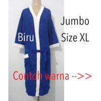 Kimono handuk jumbo list