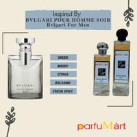 Parfum Pour Homme Soir Bvlgari - Inspired - Bull Sure By La Verne