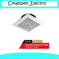 Ceiling Exhaust Fan Maspion CEF - 25 ( 10 Inch )