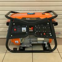 Genset Bensin 2000 Watt Korobe HG2500 Recoil