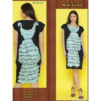 Daster Midi Gown