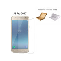 Samsung Galaxy J3 PRO 2017 Tempered Glass Screen Protector Anti Gores