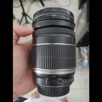 Lensa Canon EFS 18 200 mm Is UV DSLR mirrorless EOS 18-200 sapu jagad