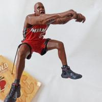 McFarlane NBA SHAQUILLE O'NEAL SHAQ Seri 8 Figure 2005 HEAT