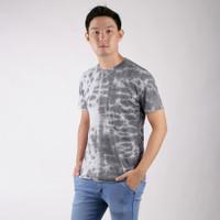 Elfs Kaos Tie Dye T-shirt Premium Cotton Combed 20s/ Kaos Distro Pria