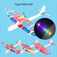 Aircraft - Mainan Anak Cowok Pesawat Busa Aircraft / Flying Glider