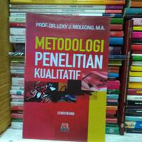 metodologi penelitian kualitatif edisi revisi