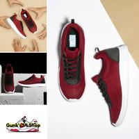 Sepatu Pria Murah Koketo Expansion Merah Original Redknot Sneaker New