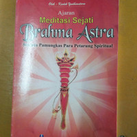 Buku Hindu Ajaran sejati senjata Brahma astra