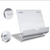 universal aluminium holder tablet pc and smartphone / holder tab hp