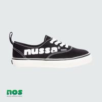 Nussa - X Gorilla Sepatu anak - Batutta Hitam Putih