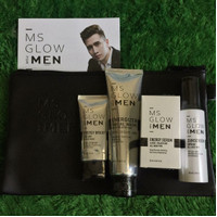MS GLOW MEN / BASIC / COMPLETE