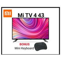 "Xiaomi Mi Led 4A TV 43"" Android Smart TV Bonus Mini Keyboard"