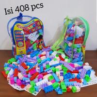 Mainan Block Lego Susun Balok - Mainan Balok Lego Block