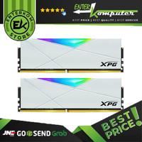 ADATA DDR4 XPG SPECTRIX D50 WHITE VERSION PC25600 16GB (2X8GB) RGB