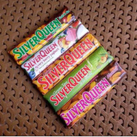 SilverQueen Milk Chocolate 5 varian 30gram - Matcha