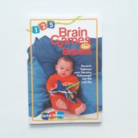 Buku 125 Brain Games for Babies Permainan Mencerdaskan Otak Anak Bayi