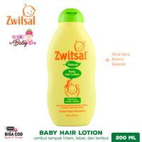 Zwitsal Natural Baby Hair Lotion Losion Rambut Bayi 200ml ZWT002