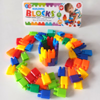 BUILDING BLOCKS NO.6 ZD PREMIUM TOYS - MAINAN EDUKASI ANAK LEGO BRICKS