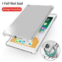 Soft Case Silikon Apple Ipad Pro 12.9 inch 2020 Bening transparant