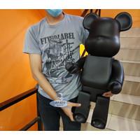 Pajangan Figure Mainan BearBrick 67 CM BE@RBRICK Polos 1000%
