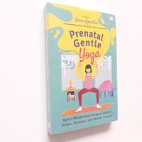 Buku Prenatal Gentle Yoga Bidan Yesie melahirkan lancar bidankita
