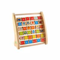 ELC Alphabet Teaching Frame - Mainan anak