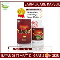 SARMUCARE Sarang Semut Papua 100% Original - Isi 100 Kapsul BPOM HALAL