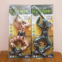 Mainan Tentara Army Bump Go - Mainan Tentara Merayap