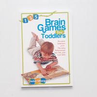 Buku 125 Brain Games For Toddlers Permainan Mencerdaskan Otak Anak