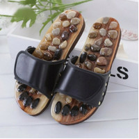 Sandal Kesehatan Batu Giok / Sandal Refleksi Terapi