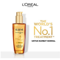 Loreal Elseve Extraordinary Oil Gold Hair Treatment Serum - 100 ml
