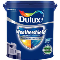 DULUX WEATHERSHIELD Tapestry Red 70R10/250 (20 L)