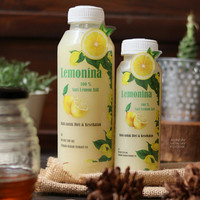 Lemonina, 100% sari lemon asli - 500ml