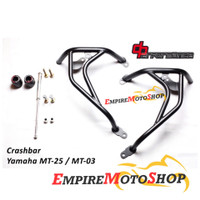 D Performance Crash Bar Yamaha MT25 Crashbar