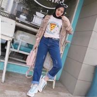 5304 Boyfriend jeans /bf Jeans Renesmee uk 27-30