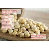 Kacang arab matang 500gram / chick peas / garbanzo