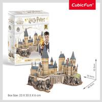 Cubicfun Harry Potter Hogwarts Castle - 3D Puzzle