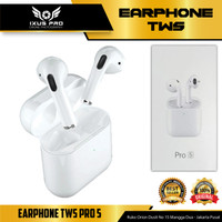 Airpods Pro 5 Premium Wireless Bluetooth TWS-White