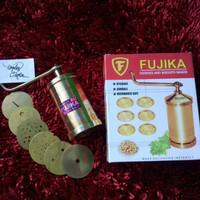 Cetakan Kue kering akar kelapa semprit Biscuit Maker Merk FUJIKA