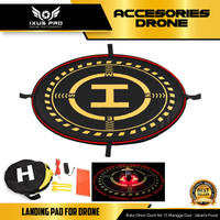 LANDING PAD D70 CM WITH LIGHTING FOR DRONE - LARGE