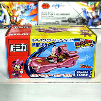 Tomica MRR-5 Pink Thunder Minnie Mouse